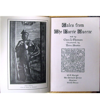 Tales from the Faerie Queene by E Spenser