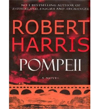 Pompeii- First Edition; Signed copy