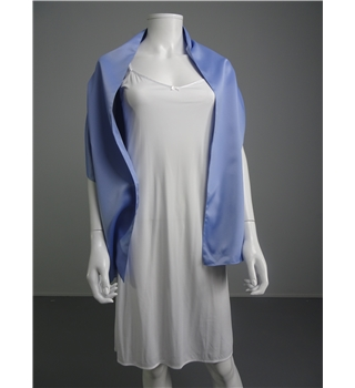 BNWT Lovely Debut Cornflower Blue Wrap