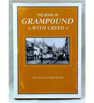 Amy Bane & Mary Oliver: The Book of Grampound with Creed