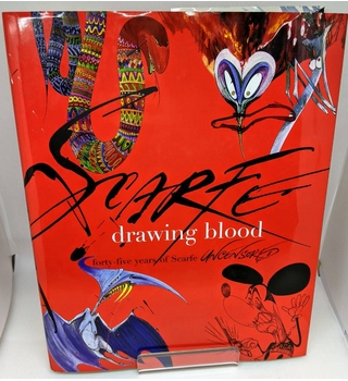 Drawing blood-Signed Copy