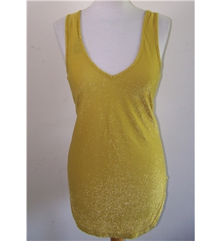 Next - Size: 6 - Yellow - Sleeveless top [HALF PRICE]