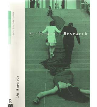 On America: Performance Research Vol. 3 No.1 1998