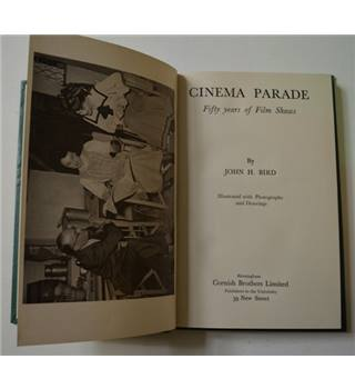 Cinema Parade - Fifty years of Film Shows