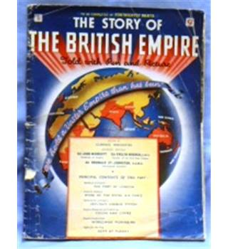 1939 The Story of the British Empire Told with Pen and Ink. Issue 4.