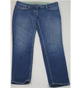 Shwopped donation French Connection size: 6 blue jeans