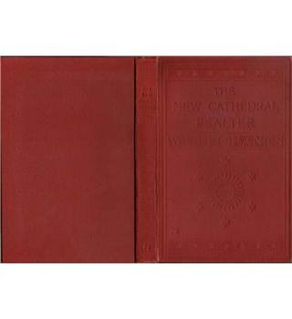 The New Cathedral Psalter with Chants