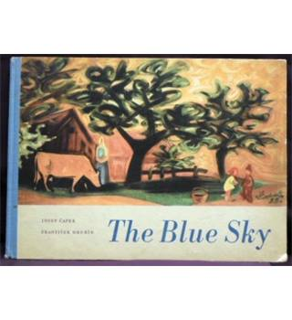 1954 The Blue Sky by Josef Capek & Frantisek Hrubin