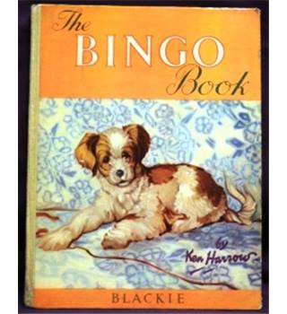 The Bingo Book by Ken Harrow