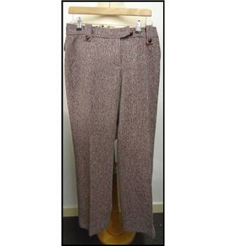 "Biscote - Size: 38"" - Pink - Trousers"