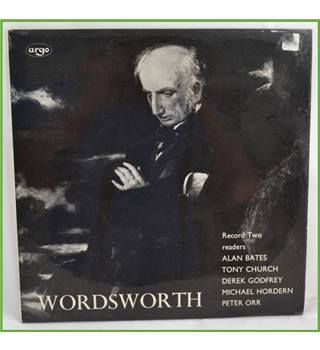 Record 2 - William Wordsworth - PLP 1037