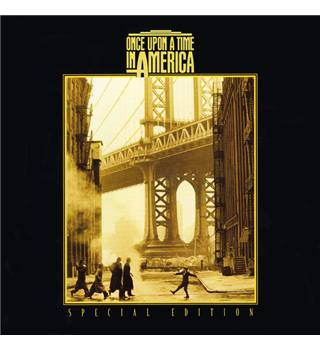 "Ennio Morricone - Music from the Motion Picture ""Once Upon A Time In America"""