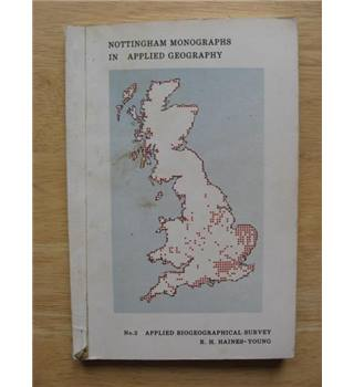 Nottingham Monographs in Applied Geography No. 2