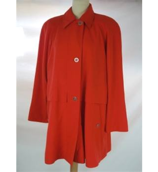 Cloud Nine - Size: L - Red - Casual Jacket