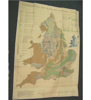 Institute of Geological Sciences : Hydrogeological Map of England and Wales