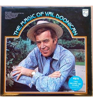 The Magic of -- Val Doonican - 6642003