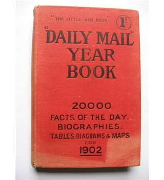 "The ""Daily Mail"" Year Book for 1902. Second Year of Issue."