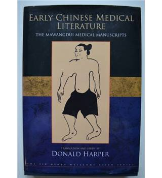 Early Chinese Medical Literature - The Mawangdui Medical Manuscripts