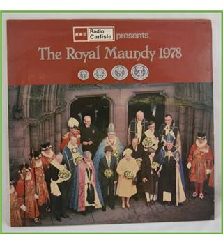 The Royal Maundy 1978 - Various - RCR 3/4 D