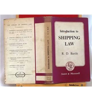Introduction to Shipping Law