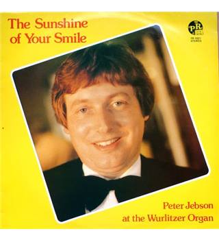 The Sunshine of Your Smile -- Peter Jebson - PR 1021
