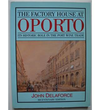The Factory House at Oporto
