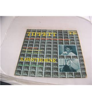 tippett concerto for double string orchestra the philharmonia orchestra - mfp 2069