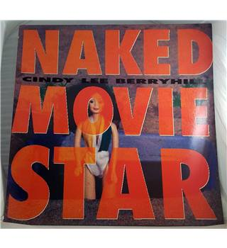 """Naked Movie Star"" LP by Cindy Lee Berryhill - AWL 1016"