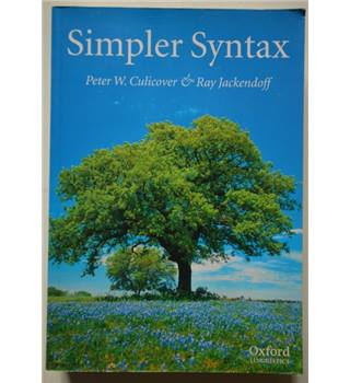 Simpler Syntax