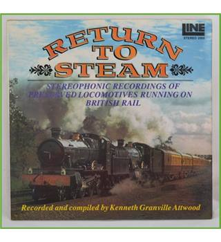 Return To Steam - Various - 2008