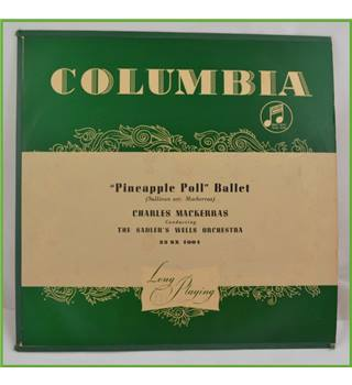 """Pineapple Poll"" Ballet - Charles Mackerras / The Sadler's Wells Orchestra - 1001"