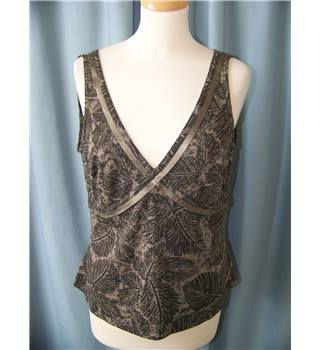 Stills - Size: L - Brown - Sleeveless top