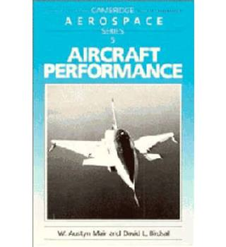 Cambridge Aerospace Series 5: Aircraft Performance