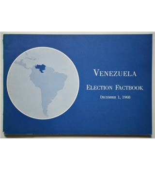 Venezuela Election Factbook - December 1, 1968