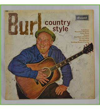 Burl Country Style - Burl Ives - 8531