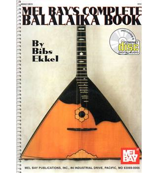 Complete Balalaika Book (Includes CD)