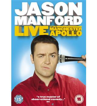Jason Manford live at the Manchester Apollo 15