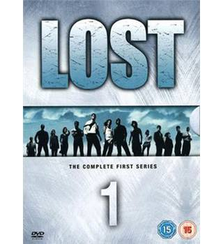Lost - The complete first season 15