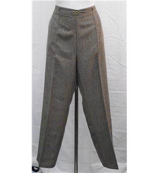 M&S brown trousers Size 16