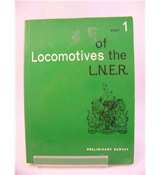 Locomotives of the L.N.E.R; 18 Volumes