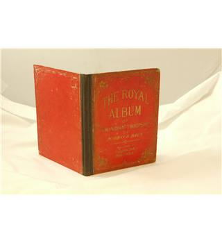 The Royal Album of HM Indian Troopship to Bombay & Back publ F Johnson Portsea c 1880