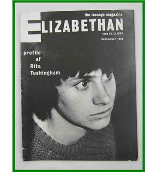 Elizabethan - the teenage magazine - September 1962