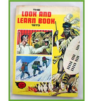 Look and Learn Book 1973