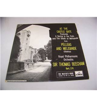 "Sibelius Pelleas and Melisande Royal Philharmonic Orchestra (7"" EP single) - 7er 5154"