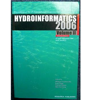 Proceedings of the 7th International Conference on Hydroinformatics 2006, Volume II
