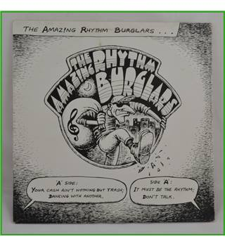 The Amazing Rhythm Burglars - The Amazing Rhythm Burglars - Burgle001