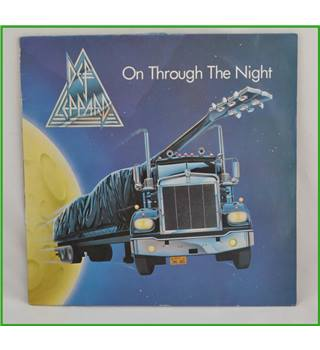 On Through The Night - Def Leppard - 6360180