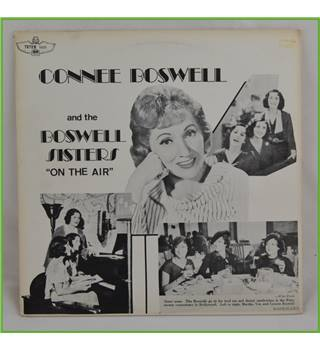 """On The Air"" - Connie Boswell And The Boswell Sisters - 1025"