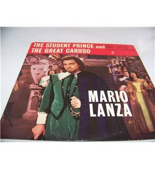 the student prince and the great caruso mario lanza - rb - 16113