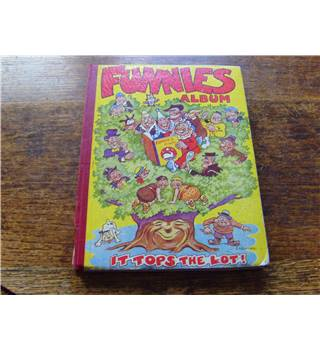 Funnies Album 1955 subtitled  It Tops The Lot! published by Gerald G Swan London
